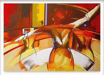 Corpo de Baile - ast - 70 x 90 - 2007