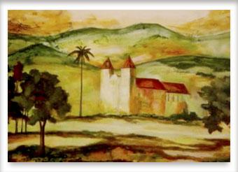 Uma igreja para Formiga (detalhe) - ast - 100 x 200 - 2008