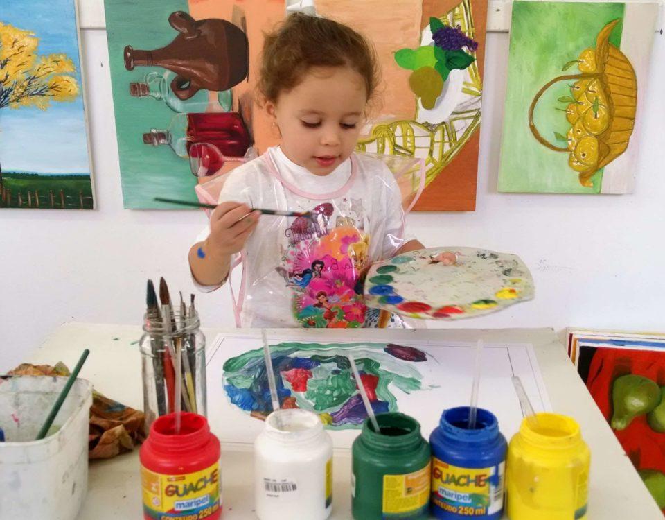 Arte na infância